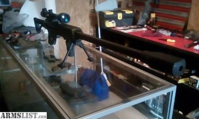 For Sale: Bohica 50BMG