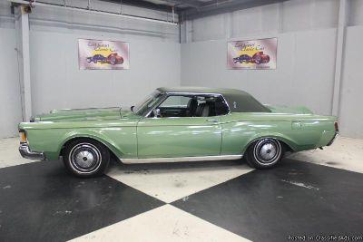 1971 Lincoln Mark VII