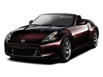 2011 Nissan 370Z Roadster (Solid Red)