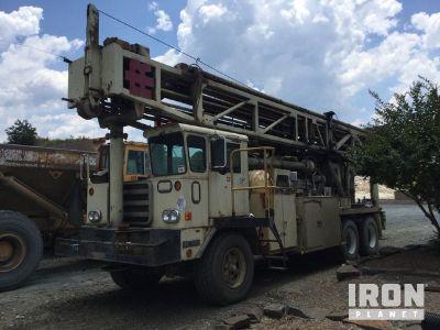 Ingersoll-Rand T4BH Truck Mounted Blast Hole Drill