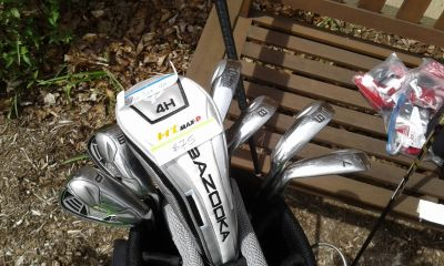 Tour Edge Ht Max D Iron Set