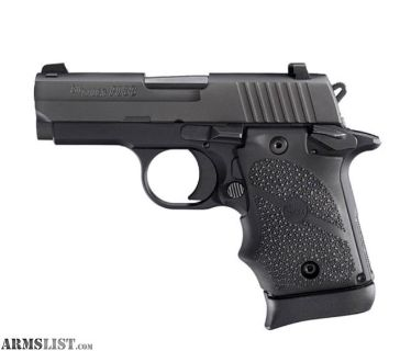 For Sale: Sig Sauer P938 9mm