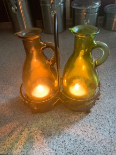 Yankee candle tea light holder