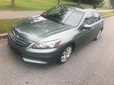 2010 Honda Accord EX-L (Mystic Green Metallic)