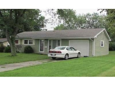 3 Bed 1 Bath Foreclosure Property in Decatur, IN 46733 - Parkview Dr