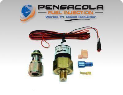 Buy NEW 5.9 5.9L Dodge Cummins 98.5-2007 24v Fuel Pressure Warning Light Kit (1019) motorcycle in Pensacola, Florida, US, for US $47.00