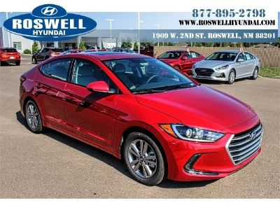 2018 Hyundai Elantra Value Edition (Scarlet Red)