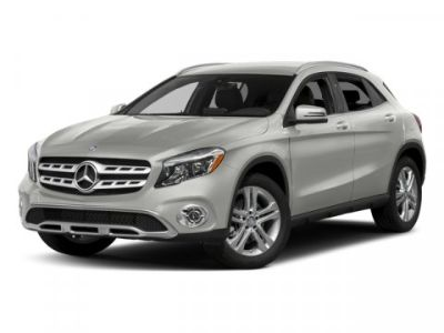 2018 Mercedes-Benz GLA GLA 250 (Black)