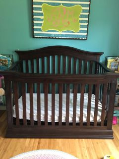 Baby Cache Crib/toddler bed/conversion kit