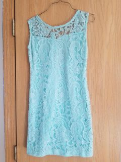 New with Tags lace mint dress