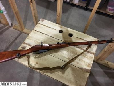 For Sale/Trade: Mosin Nagant