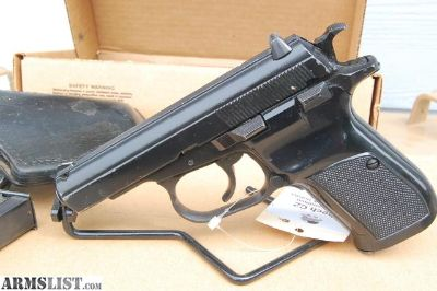 For Sale: Chech CZ 82 9mm Makrov