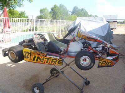 Rotax Go Kart
