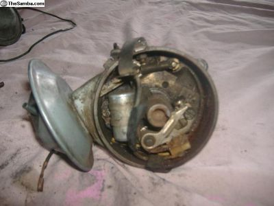 VW bus bug ghia ignition distributor 63