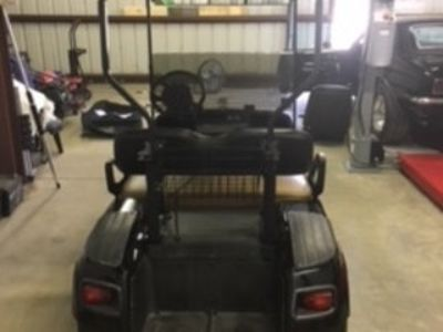 gas ez go golf cart