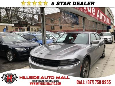 2016 Dodge Charger 4dr Sdn SXT RWD (Granite Pearlcoat)