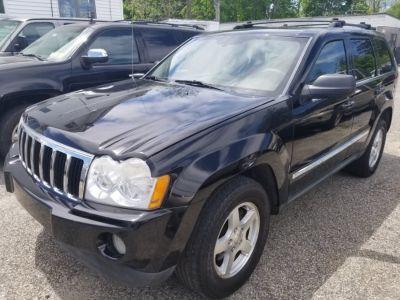 2007 Jeep Grand Cherokee Limited (Black)