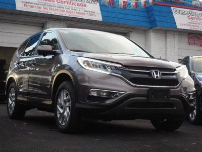 2015 Honda CR-V EX (Urban Titanium Metallic)