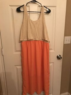 Size XL maxi dress