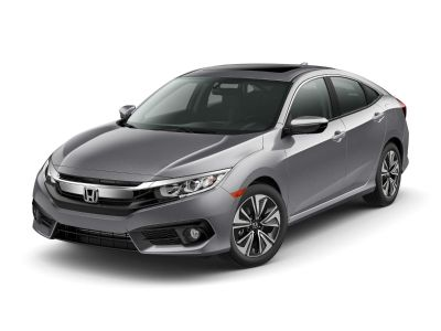 2016 Honda Civic EX-T (Aegean Blue Metallic)