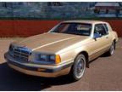 1986 Mercury Cougar GS Original Survivor 302