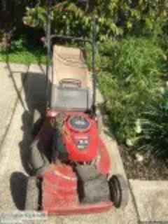 Craftsman . lawn mower