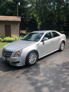 2011 CADILLAC CTS AWD LUXURY