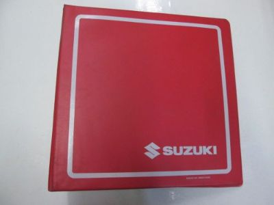 Sell 2006 Suzuki RM85/L Owners Service Manual BINDER MINOR WEAR STAINS FACTORY OEM*** motorcycle in Sterling Heights, Michigan, United States, for US $39.99
