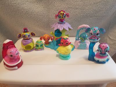Zoobles Collection
