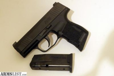 For Sale: Sig Sauer P365 LNIB w/ Aggressive Concealment IWB Holster