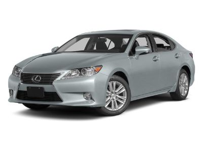 2014 Lexus ES 350 Base (White)