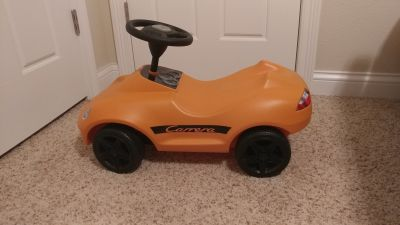 Porsche Carrera Kids Ride-on Toy