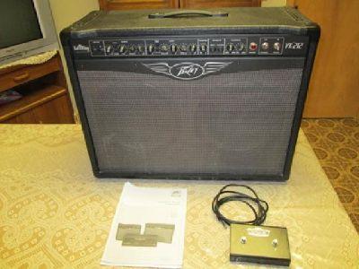 $350 Peavey ValveKing 212 Combo Tube Guitar Amp