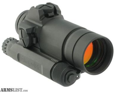 For Sale: Aimpoint CompM4 2 Minute of Angle, QRP2, w/Mount 12172