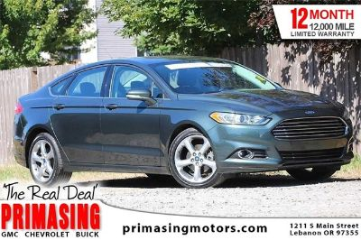 2015 Ford Fusion SE (Magnetic)