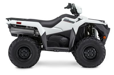 2019 Suzuki KingQuad 500AXi Power Steering Utility ATVs Hilliard, OH