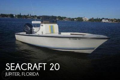 1989 Sea Craft 20 CC Mariner