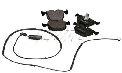 Sell NEW Genuine BMW Disc Brake Pad Kit - Rear (w/ Sensor) 34212157576 motorcycle in Windsor, Connecticut, US, for US $81.77