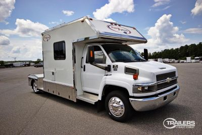 Class A Motorhome Chevy Chassis