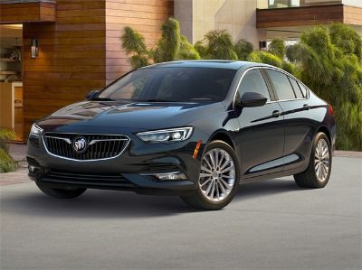 2018 Buick Regal Preferred (Ebony Twilight Metallic)