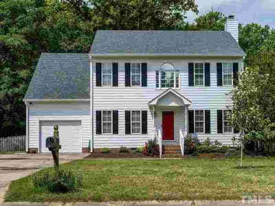 713 Guadeloupe Court HOLLY SPRINGS Three BR, FRESH INTERIOR