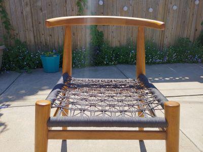 *Rare* 1 John Vogel for West Elm Dining Chair