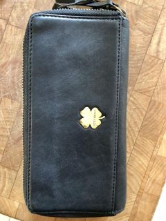 Lucky brand leather wallet