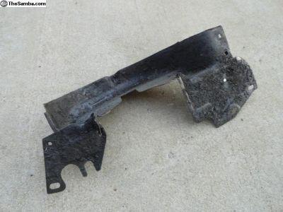 Volkswagen Beetle Crank Pulley Tin