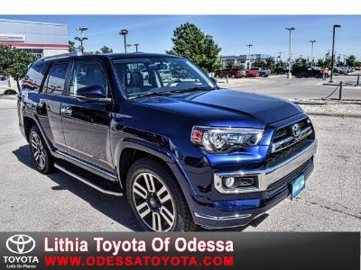 2019 Toyota 4Runner Limited (Nautical Blue Metallic)