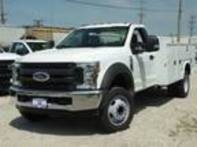 2018 Ford F-450SD XL DRW