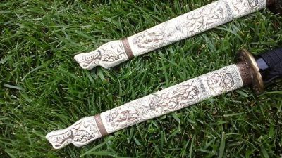 HIGHLANDER SWORDS 417S FROM SPAIN