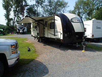 2015 Forest River Vibe Extreme Lite 279RBS
