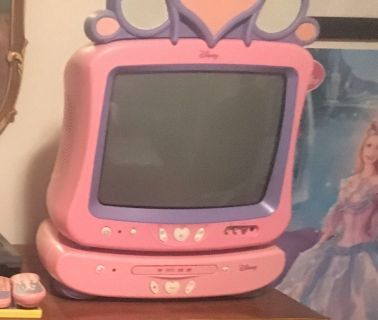 Disney princess TV