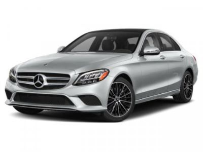2019 Mercedes-Benz C-Class C 300 (Selenite Grey Metallic)